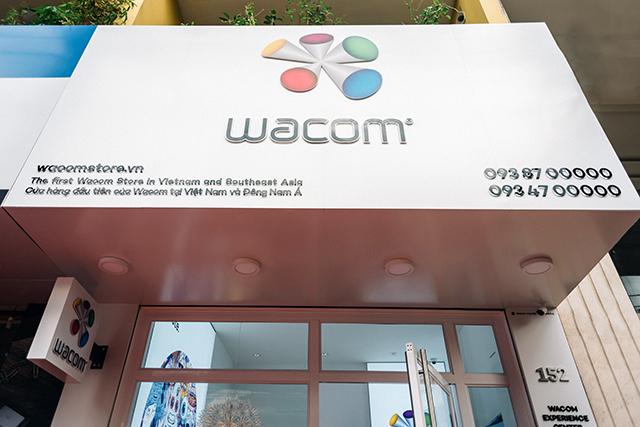 Khai trương Wacom Store đầu tiên tại Việt Nam và Đông Nam Á với sự tham dự của những lãnh đạo cấp cao từ Wacom trên khắp thế giới