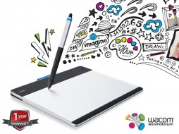 Wacom Intuos Pen & Touch Small [CTH-480]